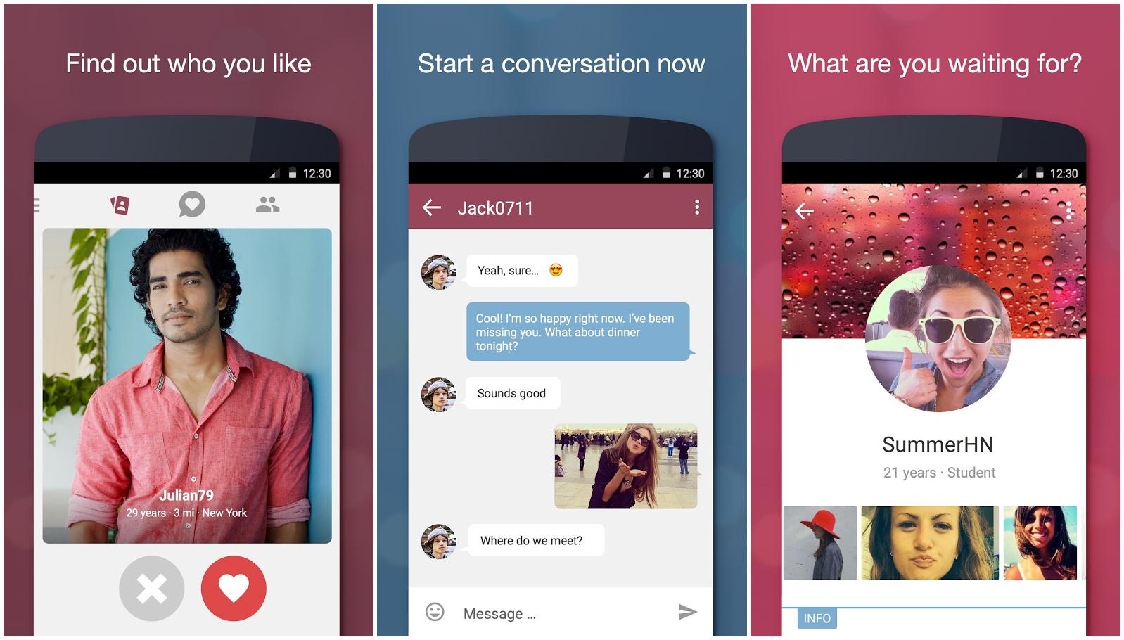 apps flirt chat guide free flirting